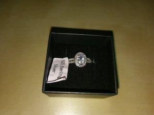Echt Silber Ring .......