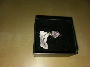 Echt Silber Ring ......