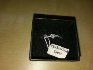 echt Silber Ring .....