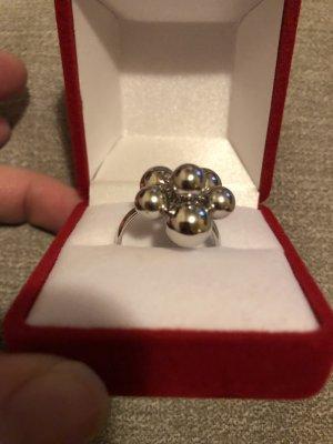 Echt Silber Ring Neu