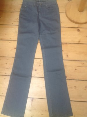 Armani Collezioni Five-Pocket Trousers grey mixture fibre