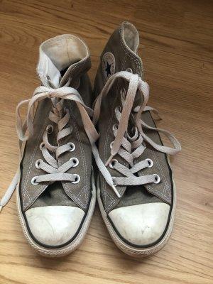 Echte Converse | Grau