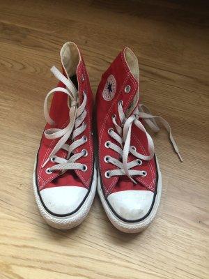 Echte Converse | Rot