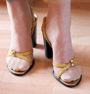 echte Dolce&Gabbana Sandalen