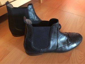Echte Leder Stiefel Größe 39