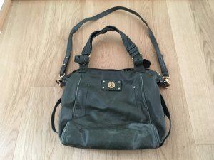 Marc Jacobs Carry Bag khaki leather