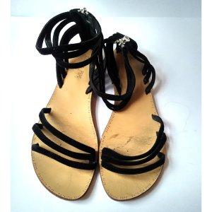 Echte Patrizia Pepe Sandalen aus Leder