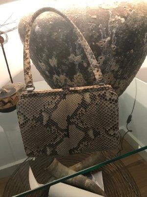 Echte Python Vintage Tasche