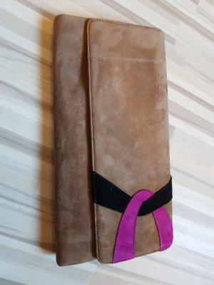 Echte Raulederhandtasche