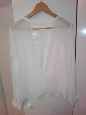 Cooperative Zijden blouse wit