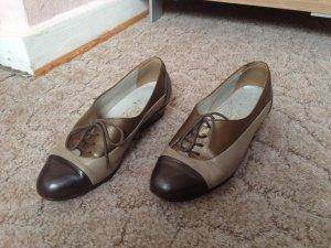 Echte Vintage Schuhe Größe 3 / 35,5