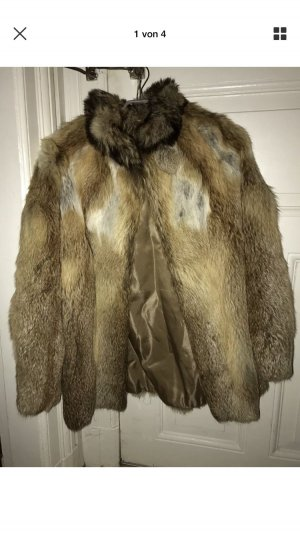 Pelt Coat multicolored pelt