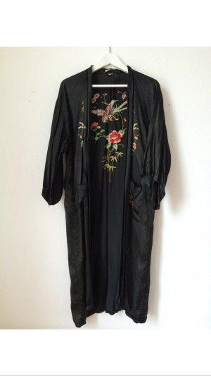 Echter Seiden Kimono aus China Handarbeit