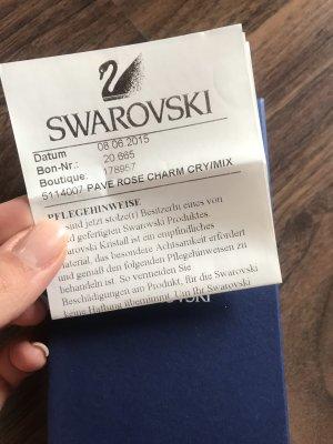 Swarovski Pendant silver-colored-rose-gold-coloured