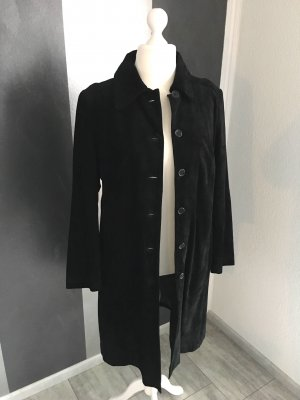 Hennes Collection by H&M Cappotto in pelle nero