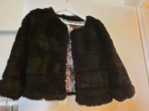 Pelt Jacket black