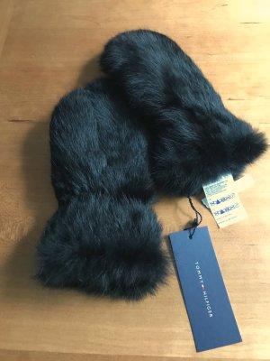 Hilfiger Collection Gloves black pelt