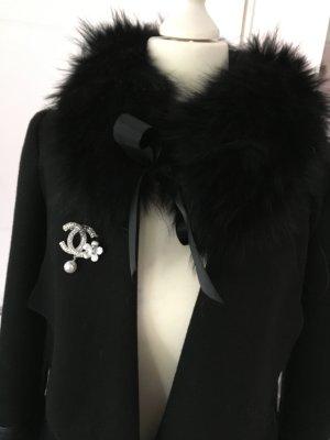 Echtfellkragen kann zu jedem Blazer Jacken kombiniert werden