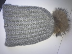 Fur Hat grey