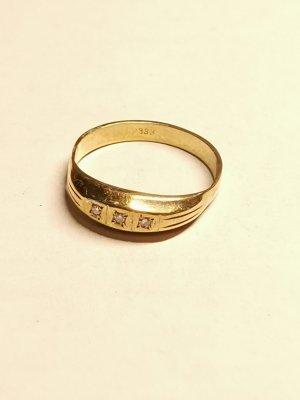 Echtgold Ring Vintage