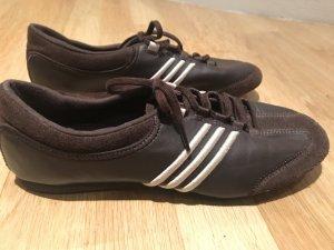 Echtleder Adidas Sneaker - Nie getragen