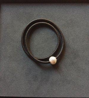 Echtleder Armband mit magnetischem Verschluss