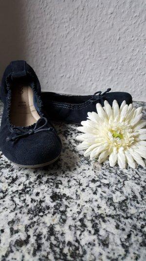 Echtleder Ballerina aus Italien 37