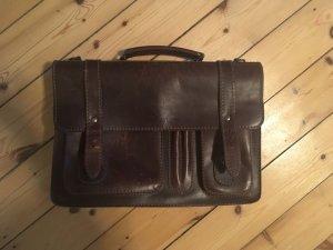 Echtleder Büro-/Lehrertasche