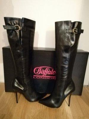 Echtleder Buffalo Stiefel 36