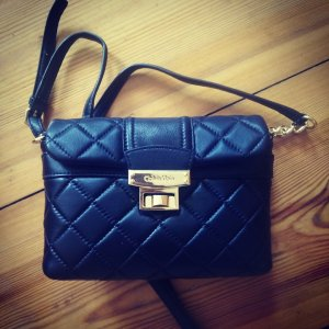 echtleder Cross-Body Bag