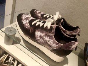 Echtleder Damen Sneaker
