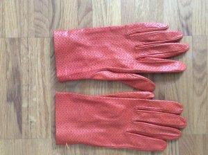 Echtleder Handschuhe ungetragen Gr. S
