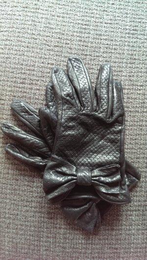 Echtleder Handschuhe von Emporio Armani