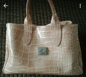 Echtleder Handtasche made in Italy