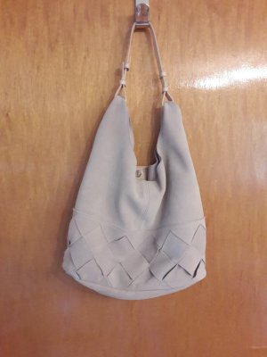Echtleder Handtasche von H&M