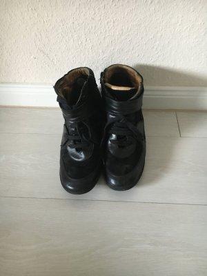Echtleder-Keilsneaker / Zign / Gr. 41