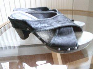 Echtleder Sandaletten von Mustang