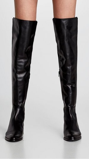 Zara Cuissarde noir