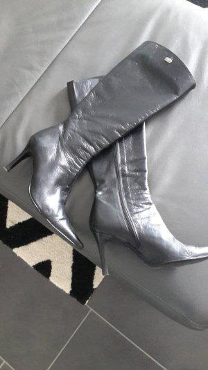 Echtleder-Stiefel von Buffalo