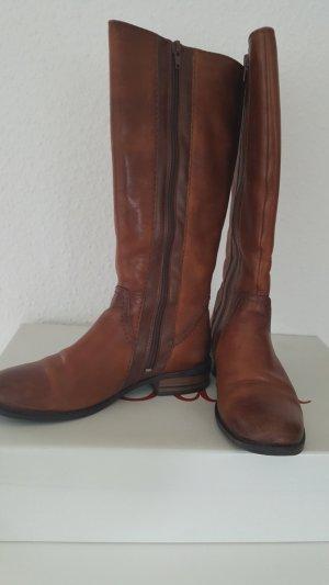 Echtleder Stiefel von JANA