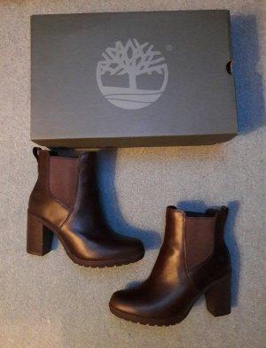 Echtleder-Stiefel von Timberland - NEU
