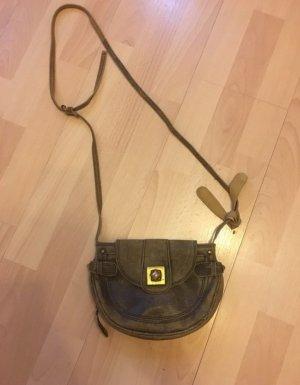 Echtleder-Tasche von Topshop