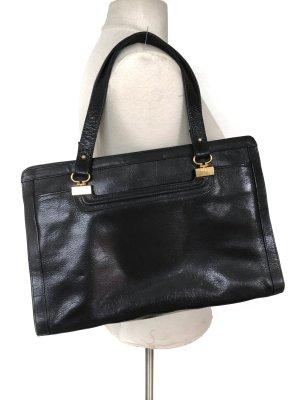Echtleder Vintage Handtasche