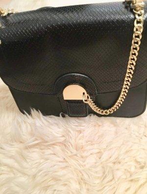 Echtlederhandtasche