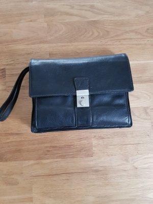 Echtlederhandtasche Bodenschatz Germany *Vintage