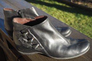 Echtlederstiefelette/ Ankle Boots von HISPANITAS, TOPZUSTAND, Größe 38