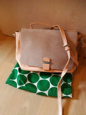 Boden Shoulder Bag nude leather