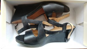 Wedge Sandals black