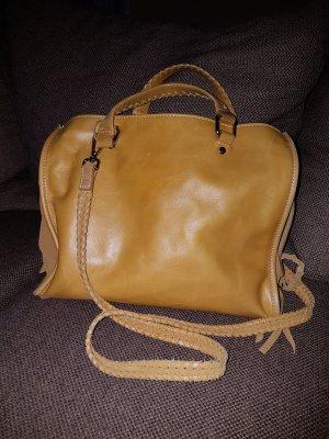 Echtledetasche von Zara