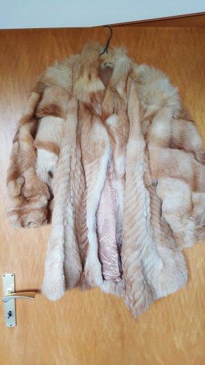 Echtpelz Echtfell Mantel Jacke M oder S oversized